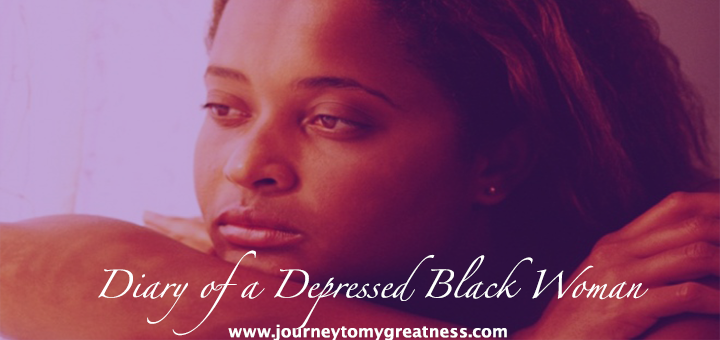 Diary of a depressed black woman
