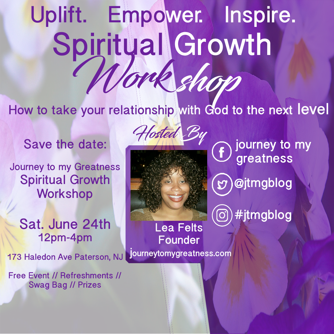 Spiritual Growth Workshop