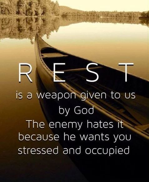 He'll Give You Rest