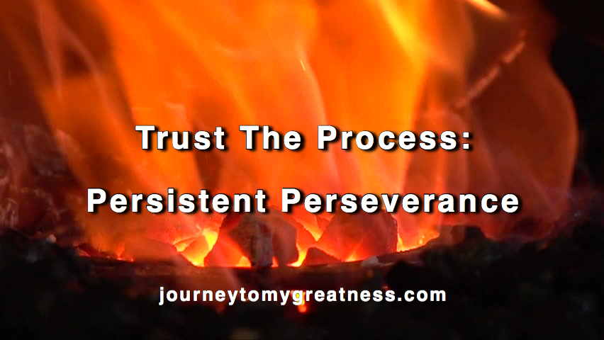 Trust the Process: Persistent Perseverance