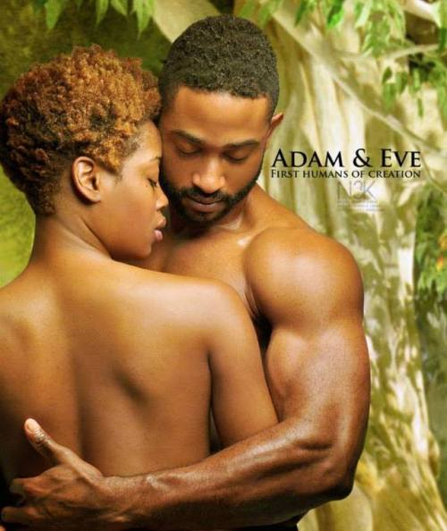 What Love Look Like: Adam  & Eve - The Ideal Couple